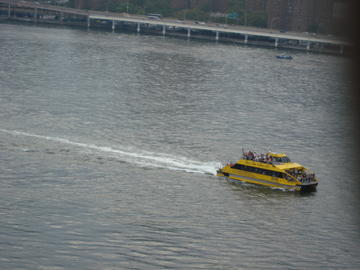 the seafaring version of the checker cab