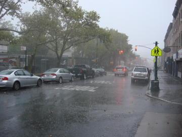 rain, rain, go away,...