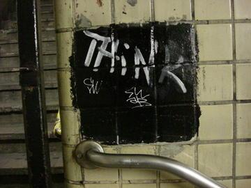 thomas j. watson sr. graffitti