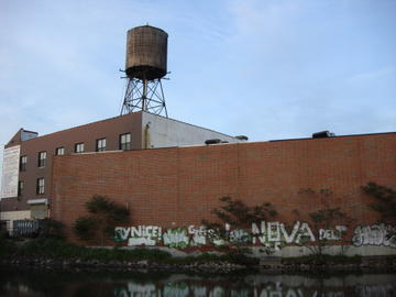 the plumber and the water tower