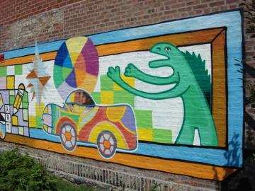 art graffitti