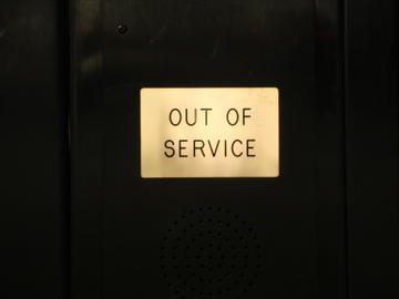 the motto of the mta elevators and escalators