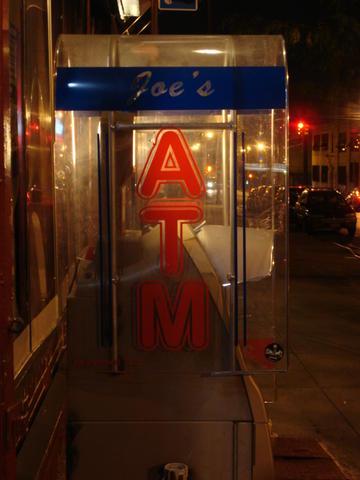 Joe's ATM