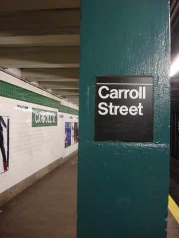 Carroll St. station