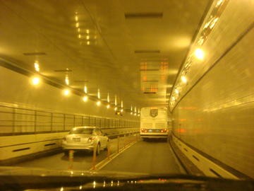 tunnel driving