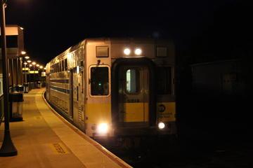 train: in