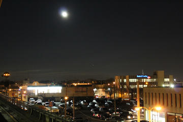 moon over hicksville