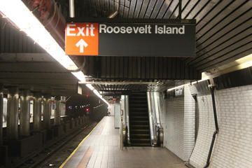 the one and only subway stop