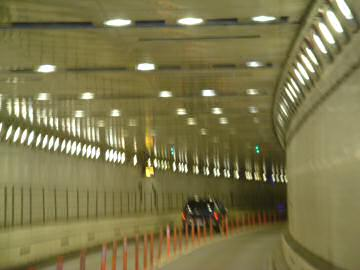 midtown tunnel.