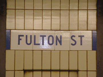 fulton st. station
