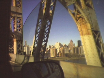 59th Street Bridge heading in